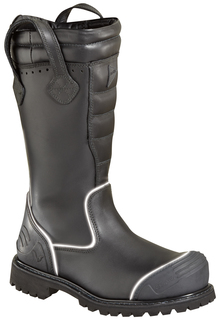 """804-6369 14"""" Power HV Structural Bunker Boot-Thorogood Shoes"""