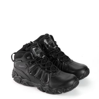 Crosstrex Polishable Toe Side Zip Bbp Waterproof Safety Toe-Thorogood Shoes