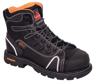 "804-6444 6"" Plain Toe - Lace-To-Toe - Composite Safety Toe-Thorogood Shoes"