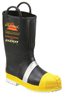 807-6003 Rubber Insulated Felt Fire Boot with Lug Sole-Thorogood Shoes