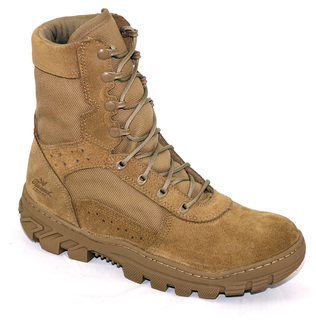 "8"" War Fighter Military Boot-"