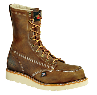 American heritage 8 trail crazyhorse moc toe maxwear wedge™-Thorogood Shoes