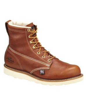 "814-4355 6"" Plain Toe (Non Safety)-Thorogood Shoes"