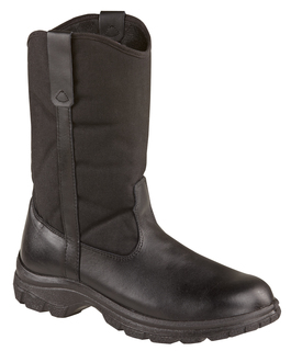 "834-6211 SoftStreets 10"" Wellington Non-Safety-Thorogood Shoes"