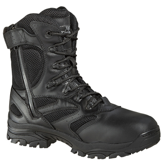 "834-6219 8"" Waterproof Side Zip-Thorogood Shoes"