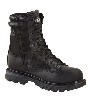"8"" Trooper Side Zip Waterproof / Insulated-Thorogood Shoes"