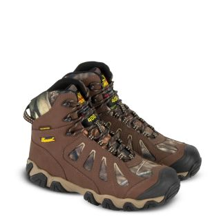 Crosstrex series camo 6 insulated waterproof hiker-Thorogood Shoes