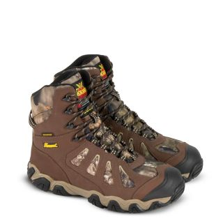 Crosstrex Series Camo 8 Insulated Waterproof Hiker-