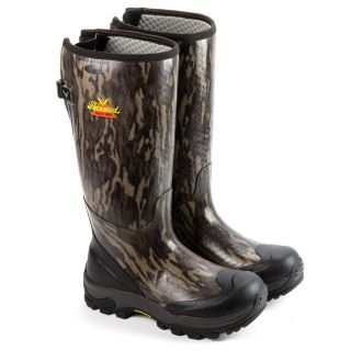 INFINITY FD RUBBER BOOTS 17 MOSSY OAK BOTTOMLAND-Thorogood Shoes
