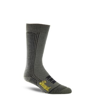 Tg heavy duty crew sock green-Thorogood Shoes