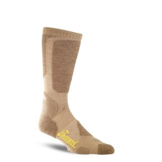 Tg Light Duty Crew Sock Coyote-Thorogood Shoes