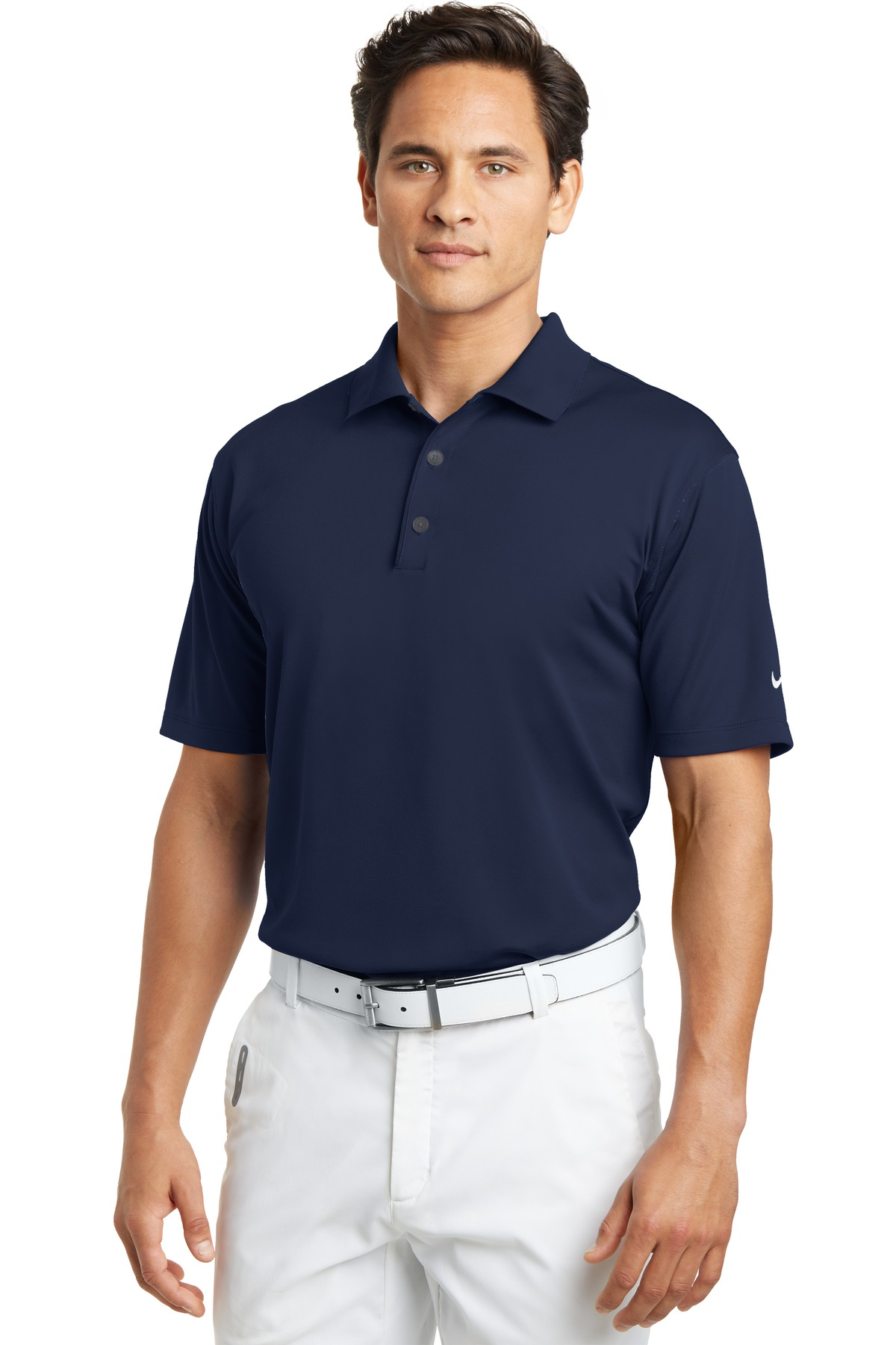 Nike Golf - Tech Basic Dri-FIT Polo.-Nike