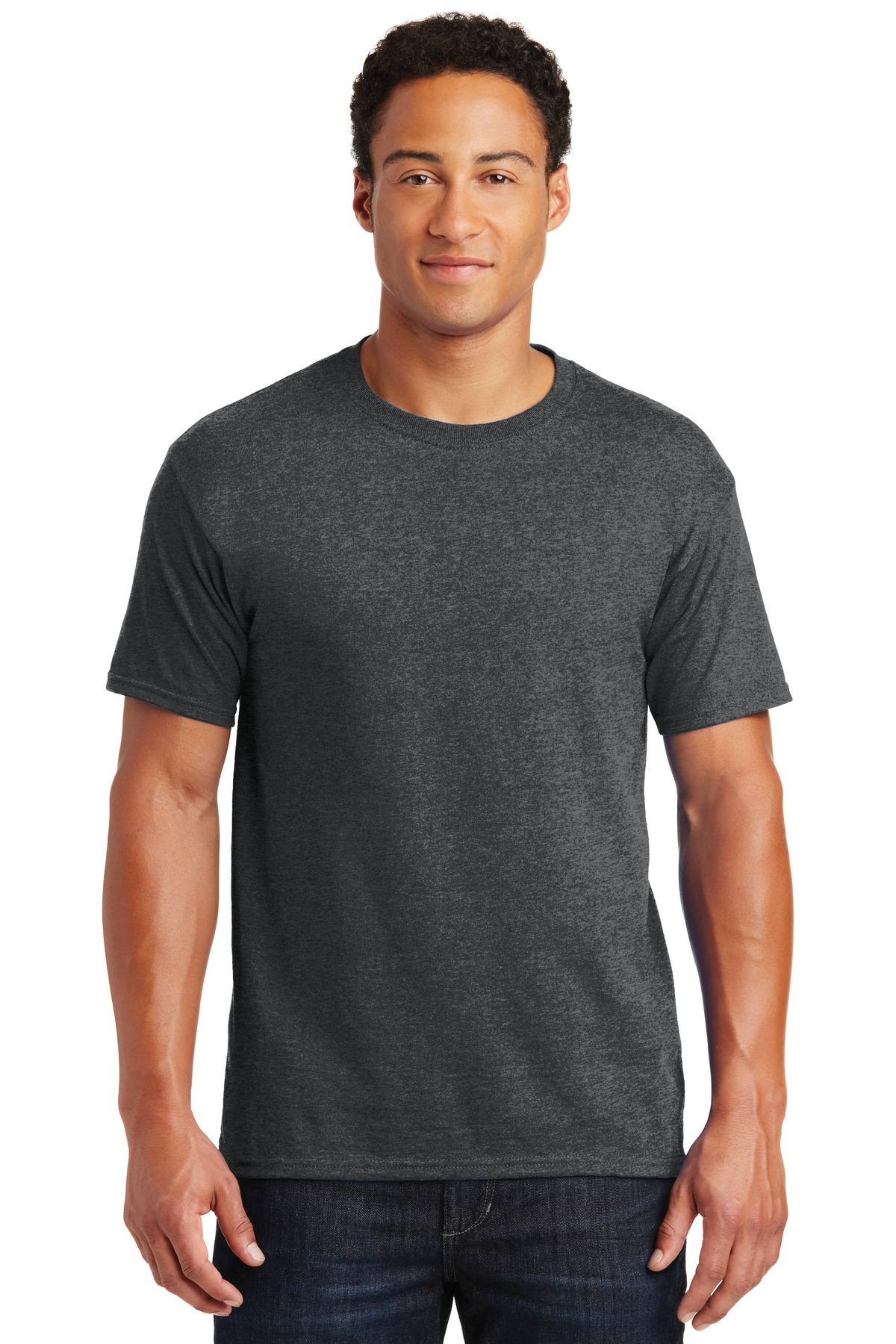 Jerzees® - Dri-Power® Active 50/50 Cotton/Poly T-Shirt.-