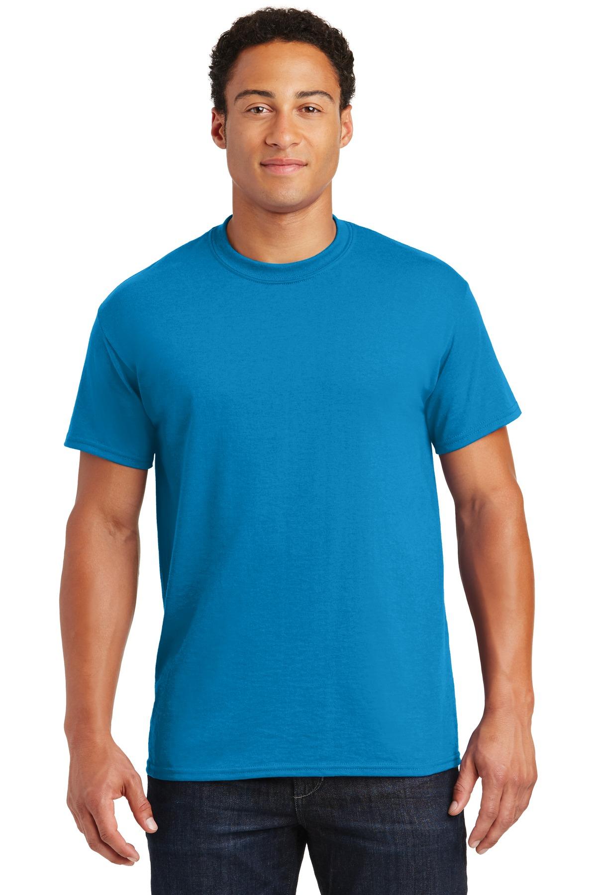 Gildan® - DryBlend® 50 Cotton/50 Poly T-Shirt.-