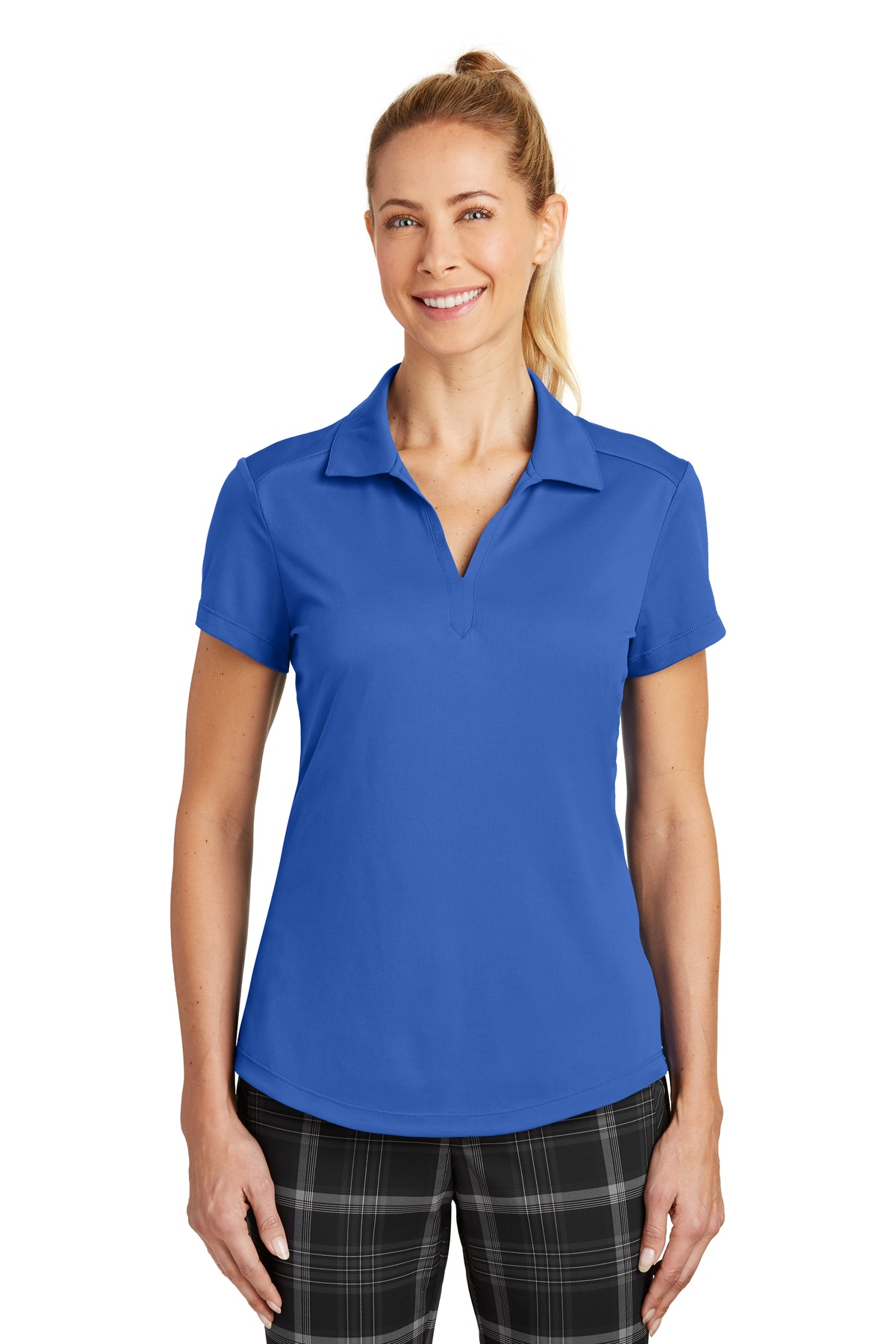 Nike Golf Ladies Dri-FIT Legacy Polo.-Nike