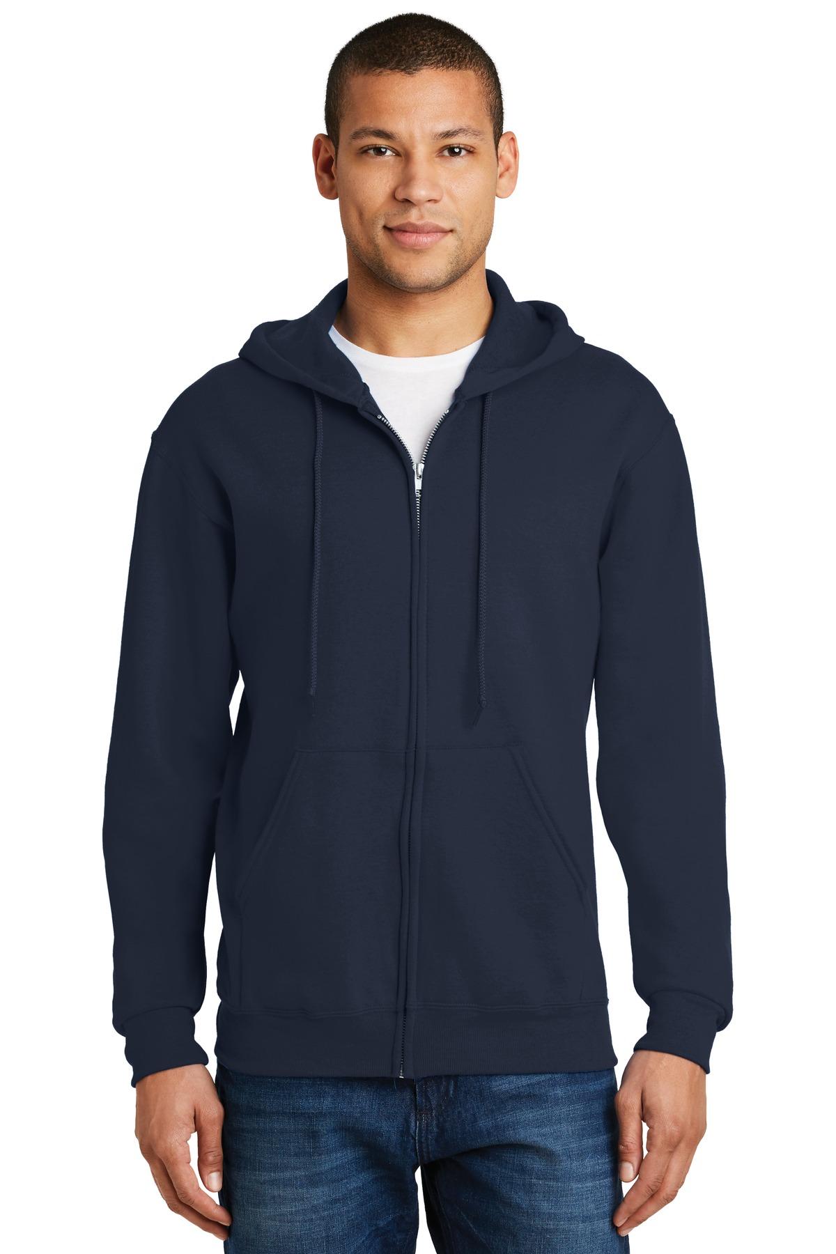 Jerzees® - NuBlend® Full-Zip Hooded Sweatshirt.-