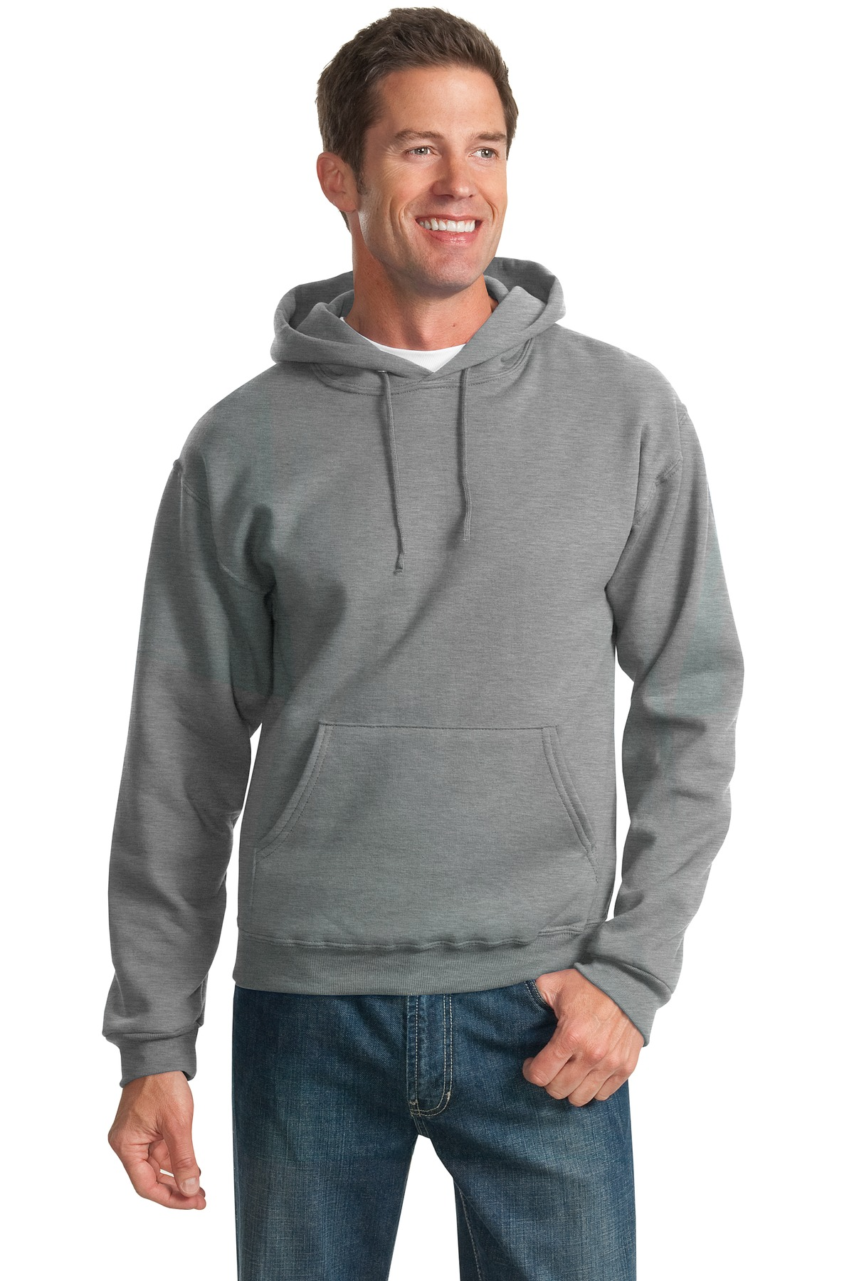 Jerzees® - NuBlend® Pullover Hooded Sweatshirt.-