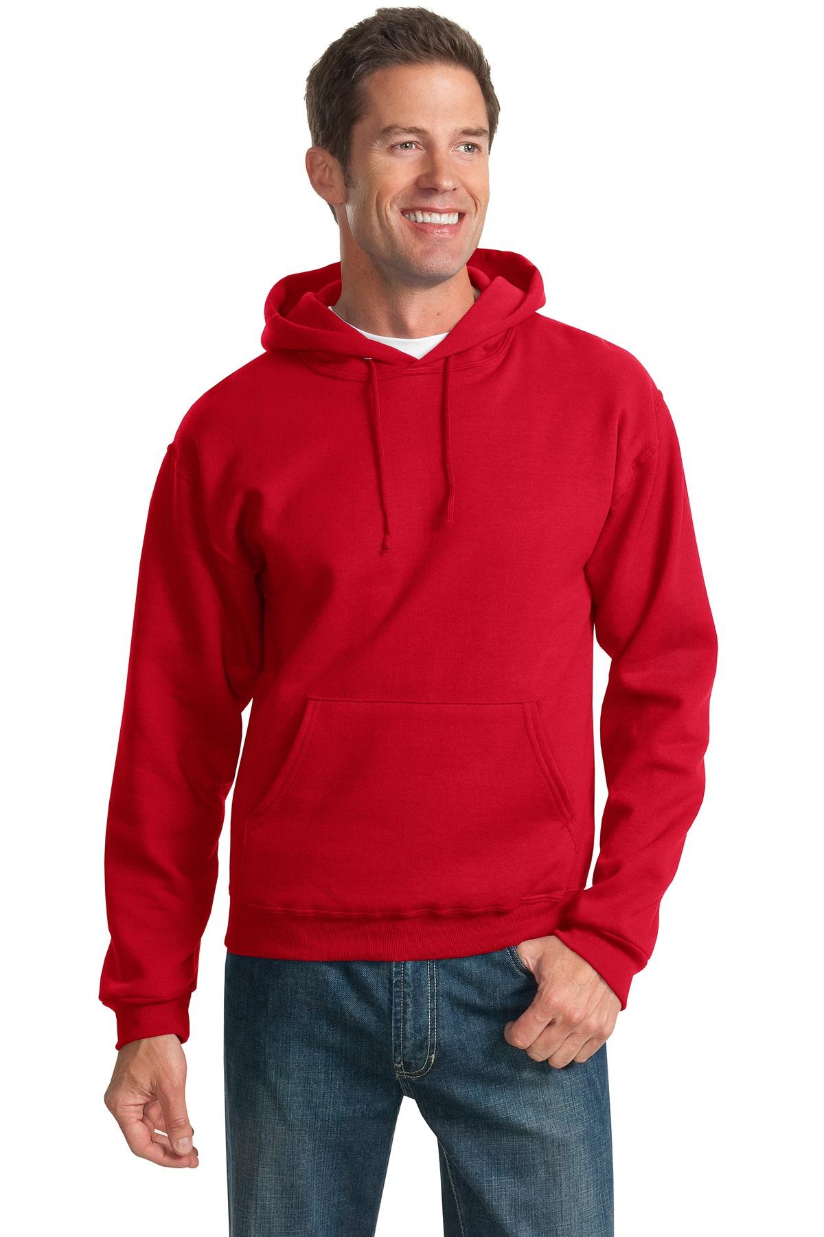 Jerzees® - NuBlend® Pullover Hooded Sweatshirt.-