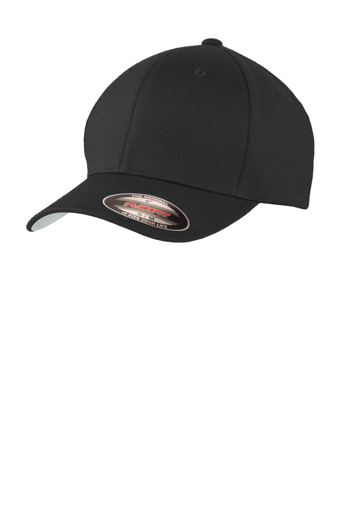 Port Authority® Flexfit® Wool Blend Cap.-