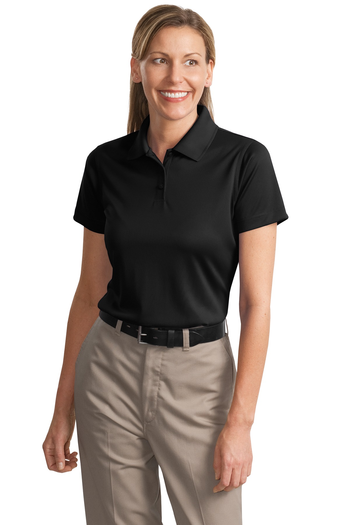 CornerStone® - Ladies Select Snag-Proof Polo.-