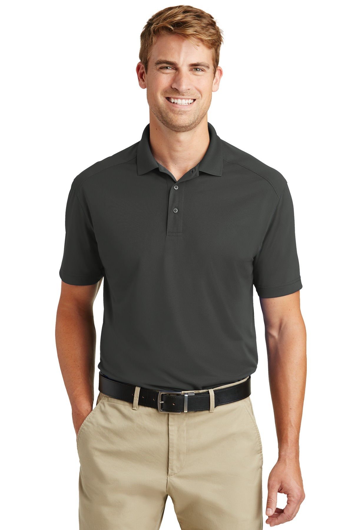 CornerStone® Select Lightweight Snag-Proof Polo.-Arizona Uniform
