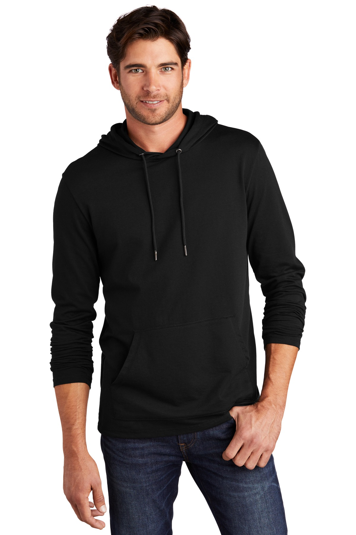 District Featherweight French Terry Hoodie-District