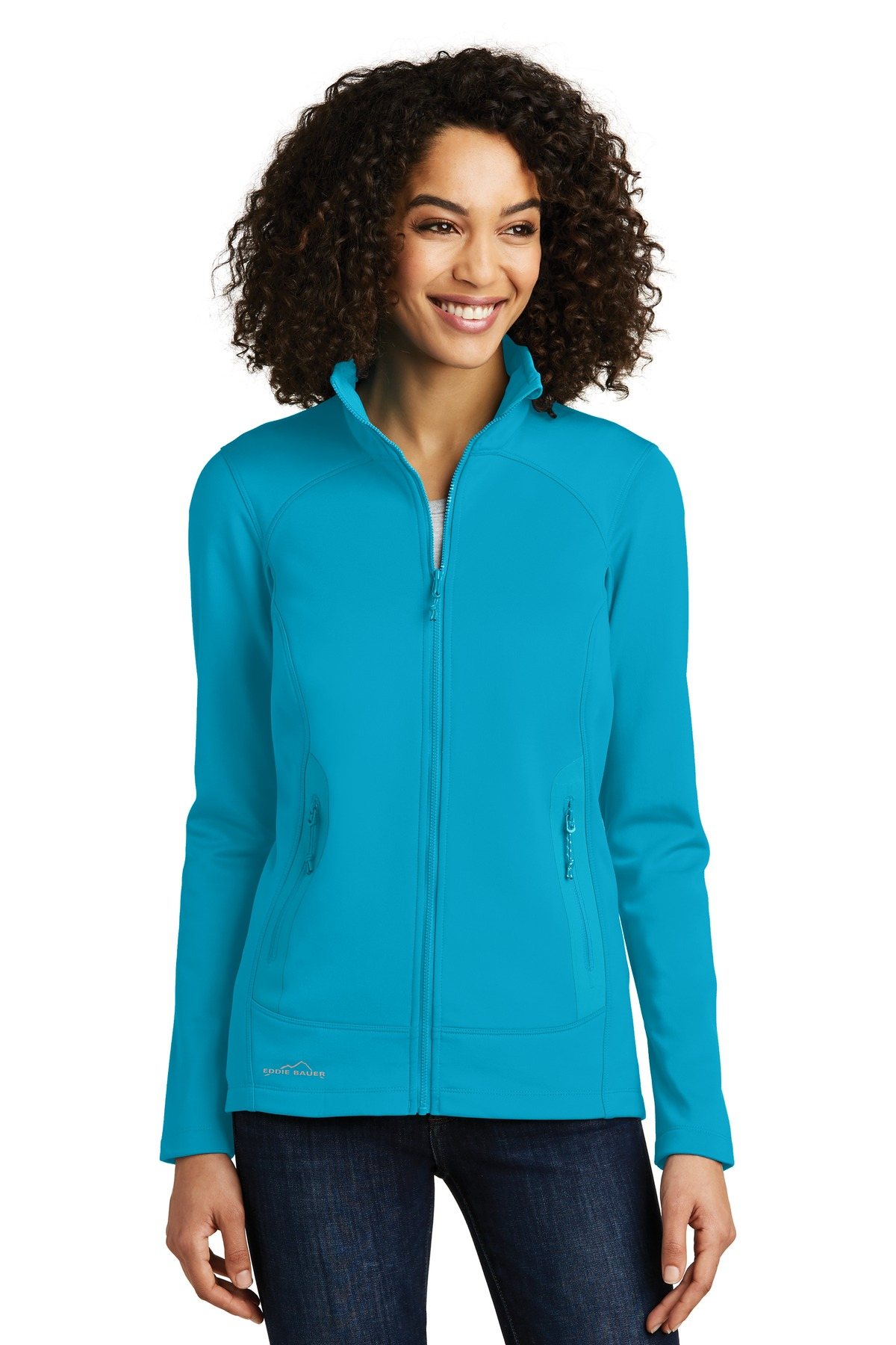 Eddie Bauer® Ladies Highpoint Fleece Jacket.-Eddie Bauer