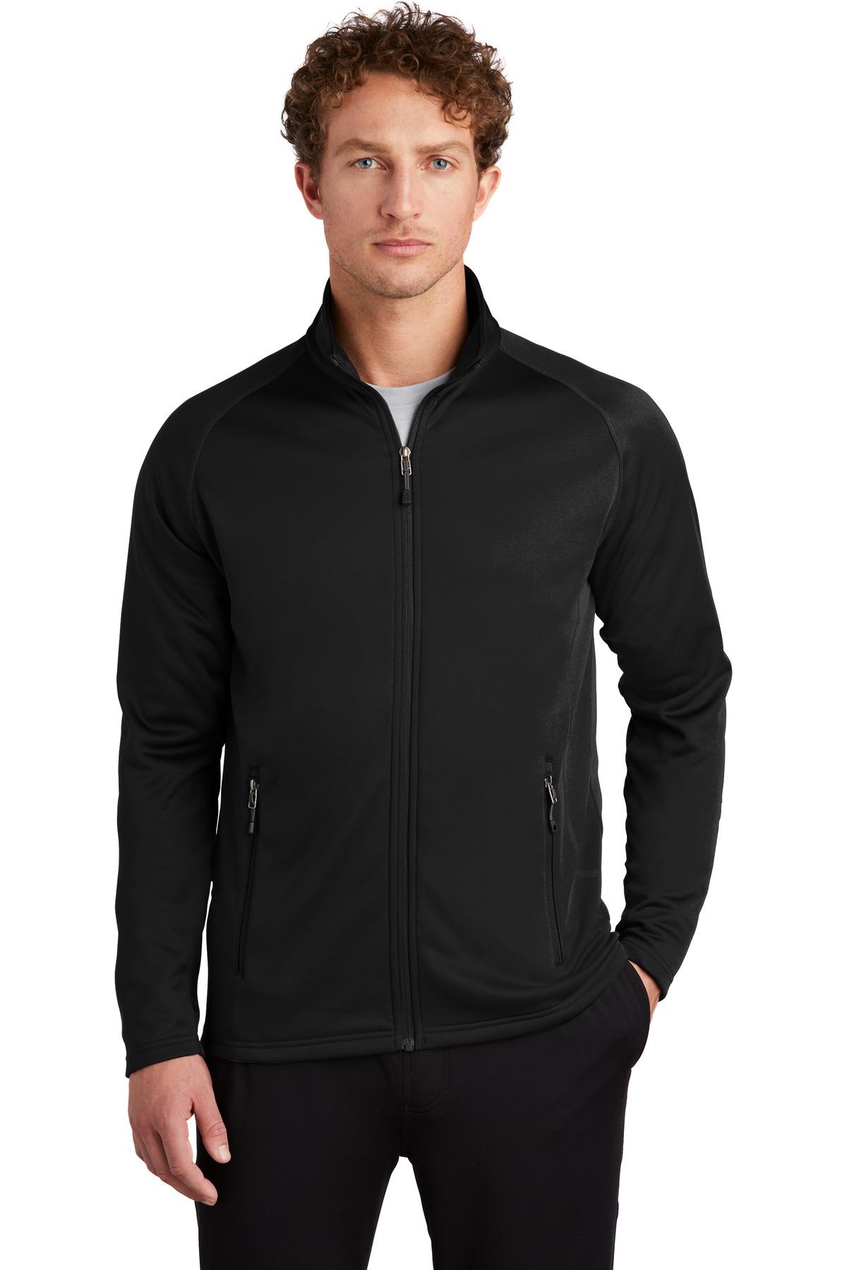 Eddie Bauer ® Smooth Fleece Base Layer Full-Zip.-Eddie Bauer