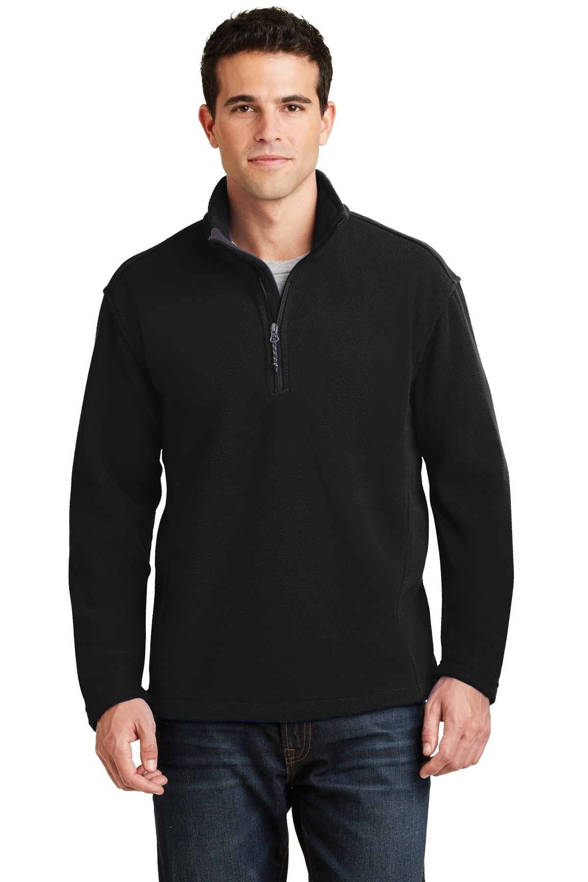 Port Authority® Value Fleece 1/4-Zip Pullover.-Port Authority