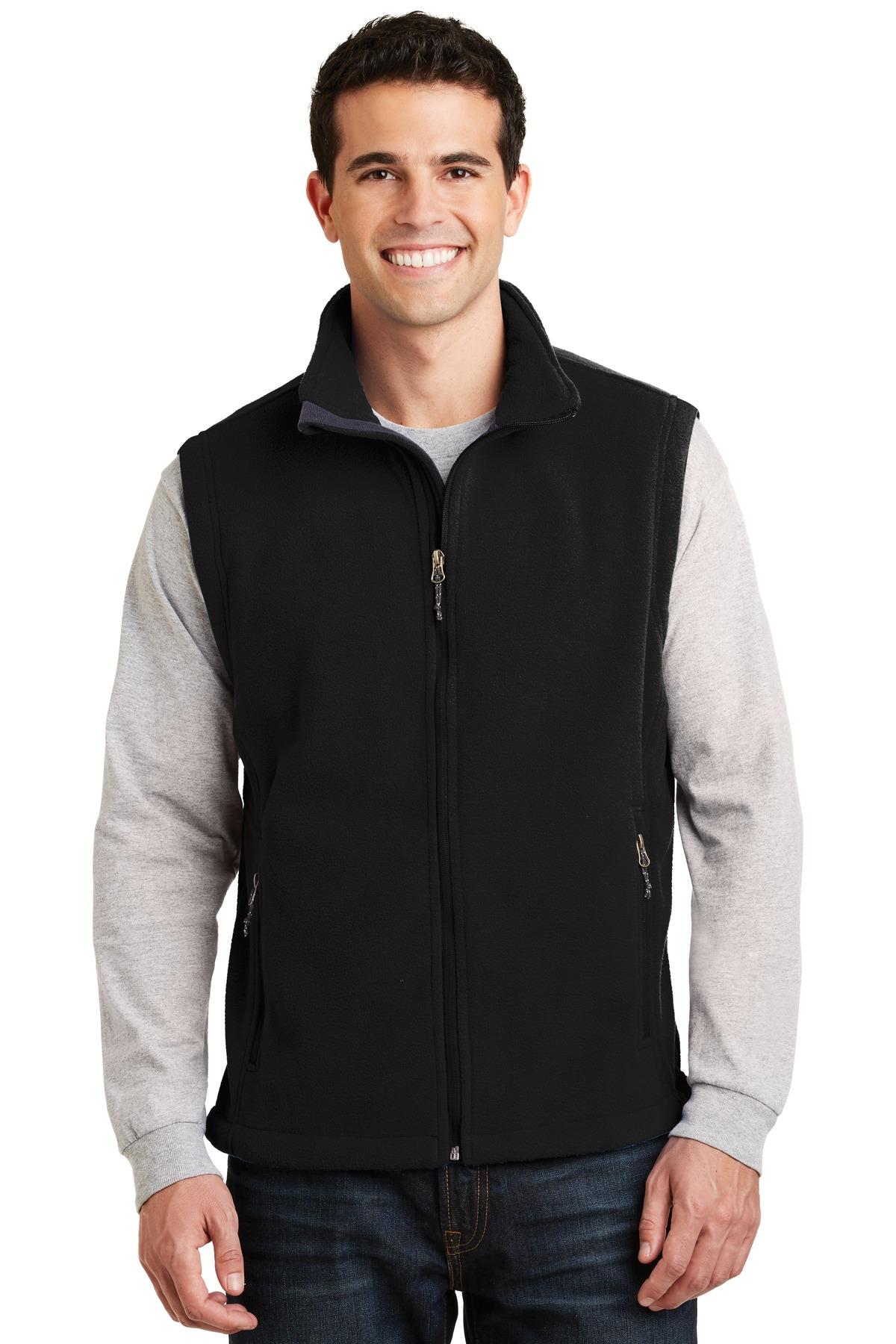 F219 Port Authority® Value Fleece Vest.-Port Authority