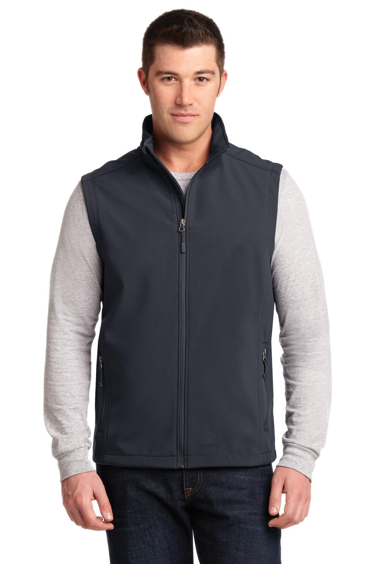 Port Authority® Core Soft Shell Vest.-Port Authority
