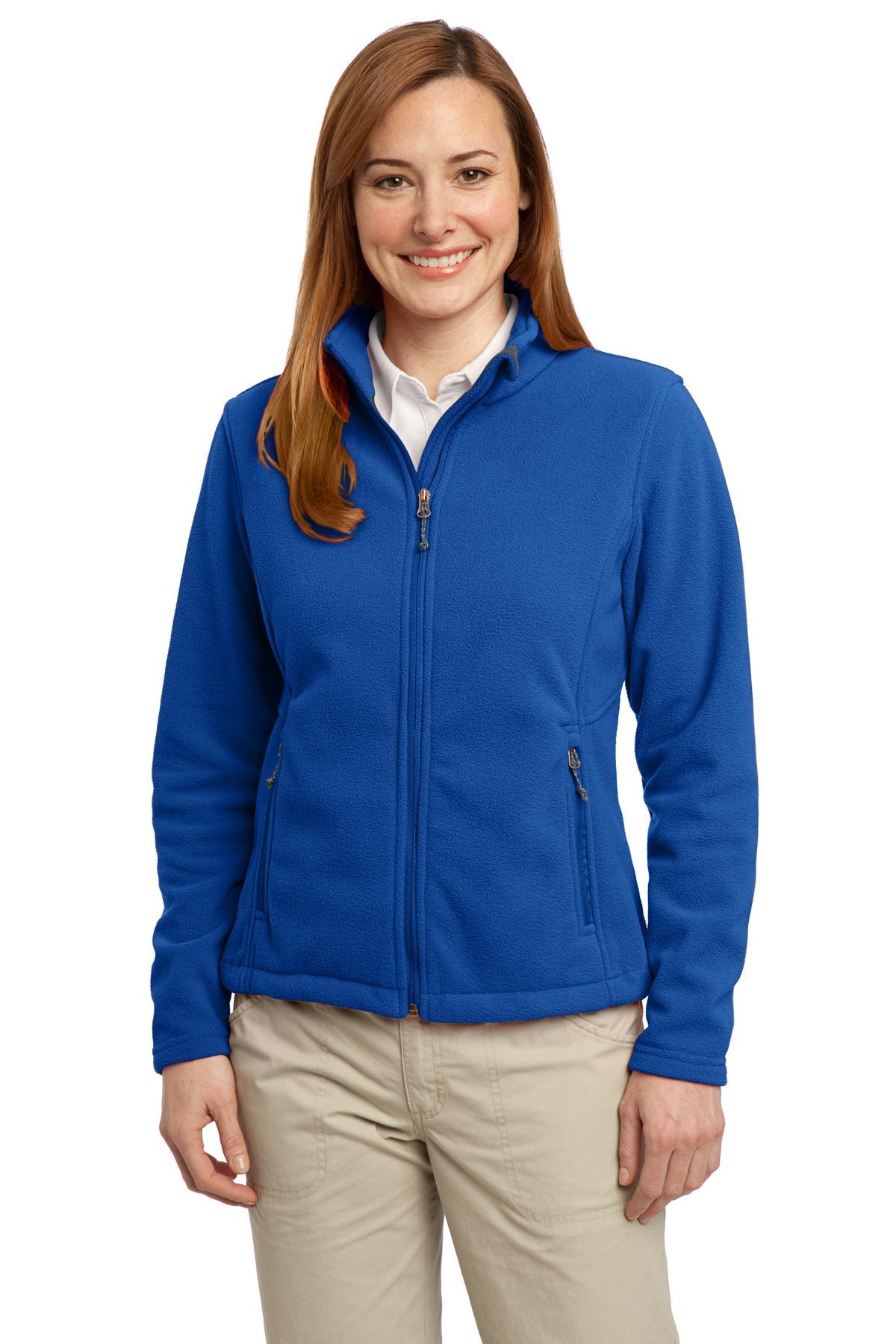 Port Authority® Ladies Value Fleece Jacket.