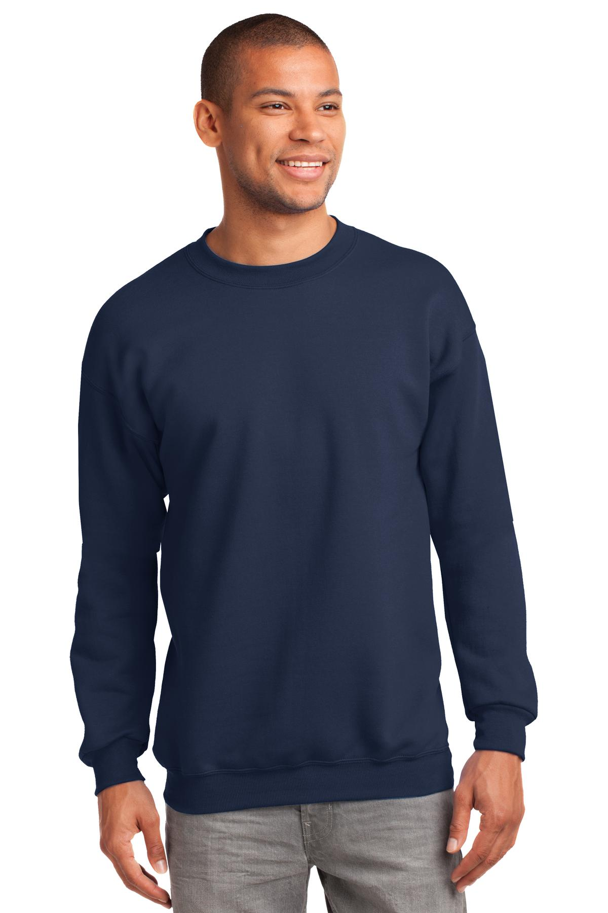 EL PASO POLICE Port & Company® - Essential Fleece Crewneck Sweatshirt.-Port & Company