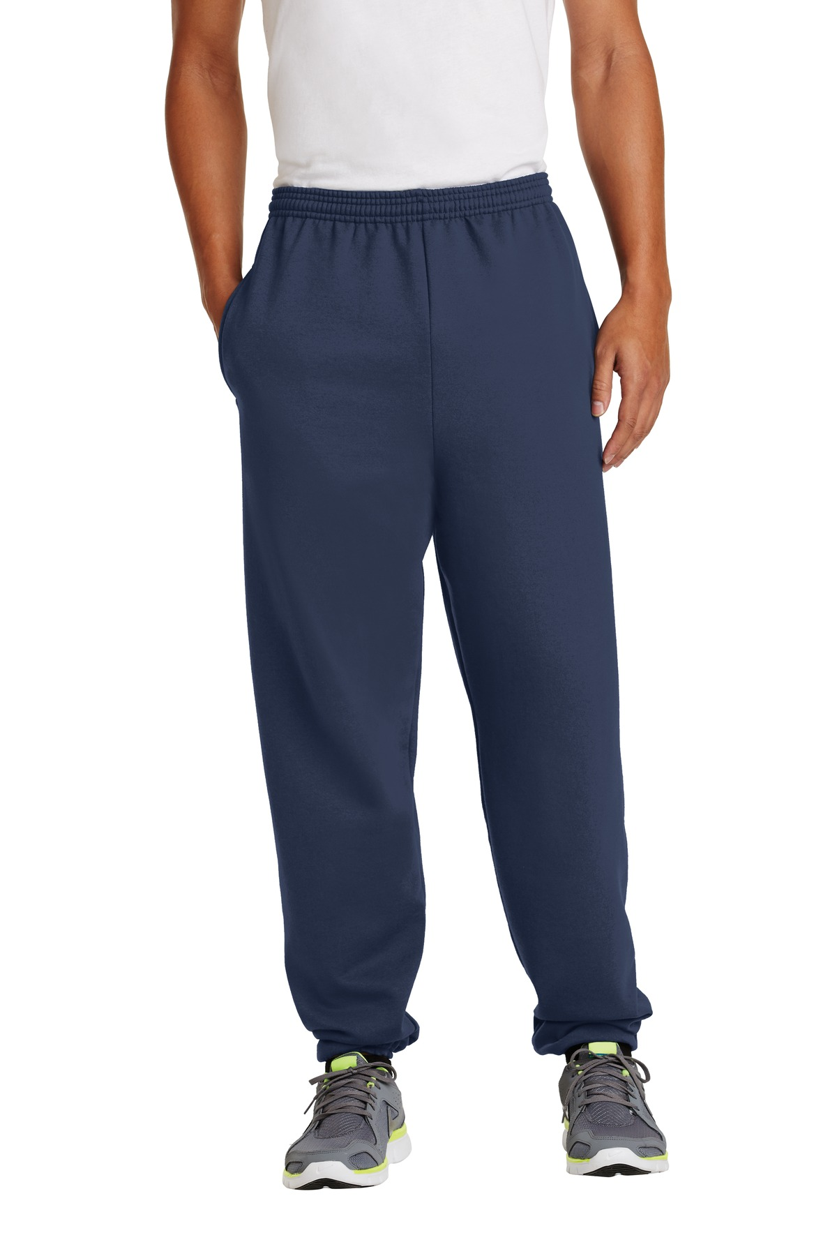 EL PASO POLICE Port & Company® - Essential Fleece Sweatpant with Pockets.-Port & Company