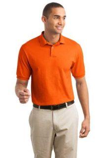 Hanes Comfortblend EcoSmart - 5.2-Ounce Jersey Knit Sport Shirt.