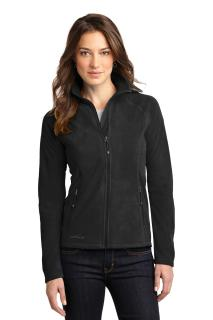 Eddie Bauer® Ladies Full-Zip Microfleece Jacket.