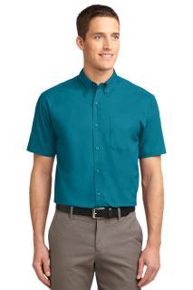 Port Authority Short Sleeve Easy Care Shirt.