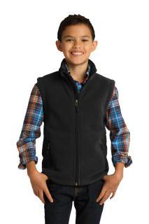 Port Authority® Youth Value Fleece Vest.-