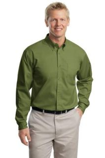 Port Authority Long Sleeve Easy Care Shirt.-Port Authority