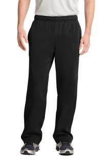 Sport-Tek® Sport-Wick® Fleece Pant.-Sport-Tek