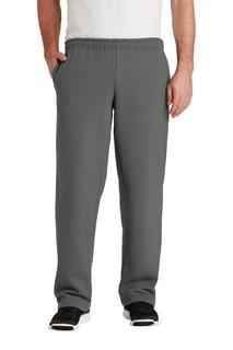 Gildan - DryBlend Open Bottom Sweatpant.-Gildan