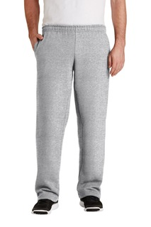 Gildan - DryBlend Open Bottom Sweatpant.-