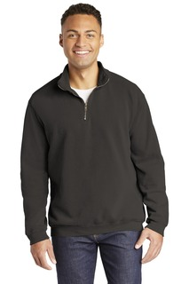 COMFORT COLORS ® Ring Spun 1/4-Zip Sweatshirt.-