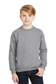 Gildan® - Youth Heavy Blend Crewneck Sweatshirt.