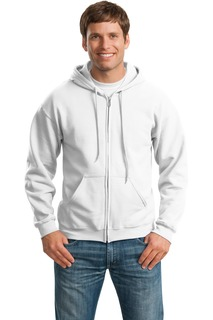 Gildan - Heavy Blend Full-Zip Hooded Sweatshirt.-Gildan