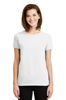 Gildan® - Ladies Ultra Cotton® 100% Cotton T-Shirt.-Gildan