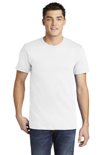 American Apparel USA Collection Fine Jersey T-Shirt.-Anvil