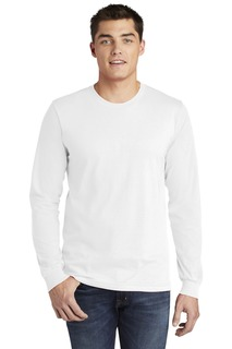 American Apparel Fine Jersey Long Sleeve T-Shirt.-Anvil