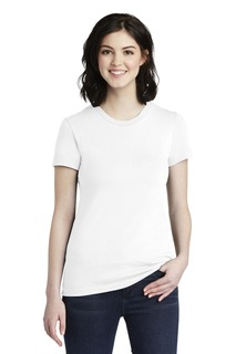 American Apparel ® Womens Fine Jersey T-Shirt.-Comfort Colors