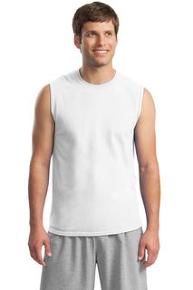 Gildan - Ultra Cotton Sleeveless T-Shirt.-Gildan